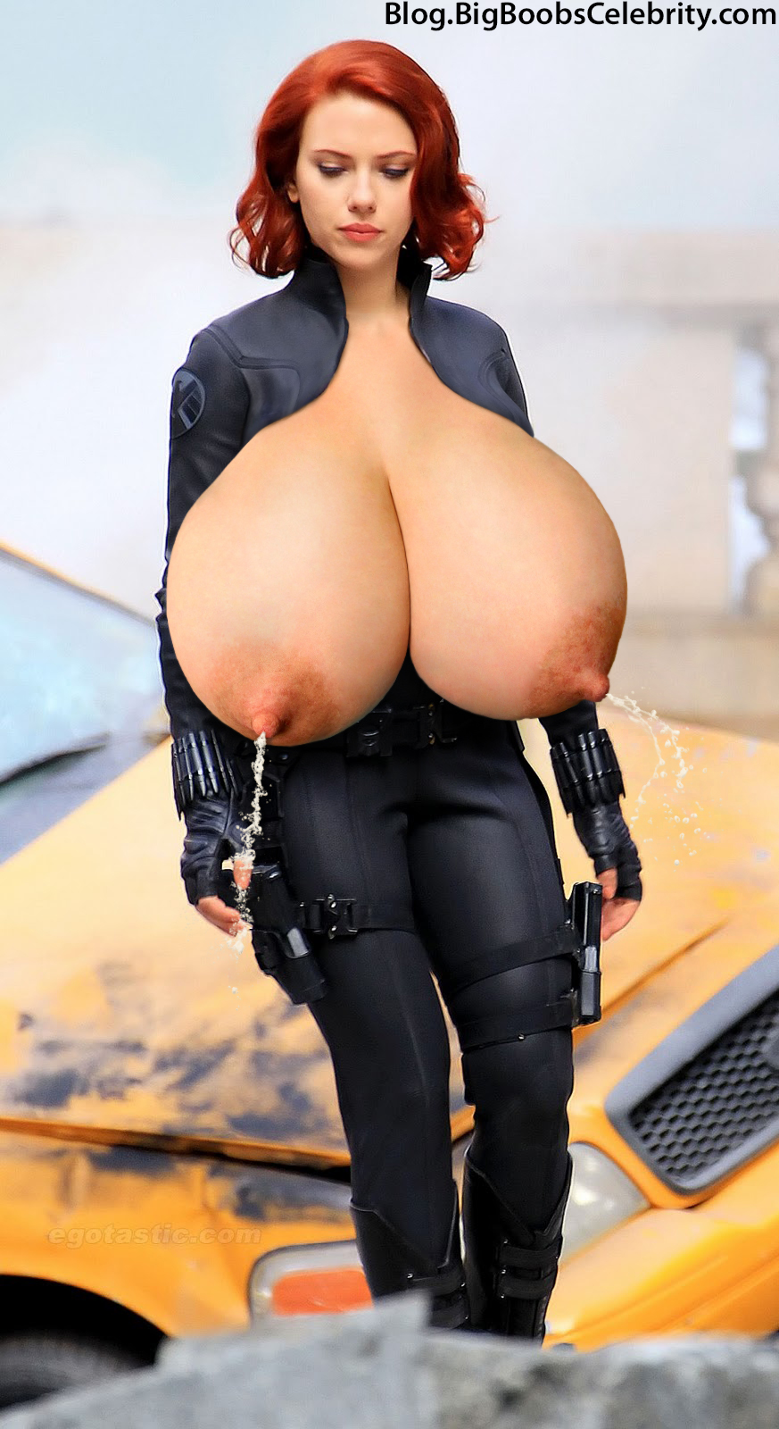 Black Widow Futa scarlett johansson as black widow massive tits squirting