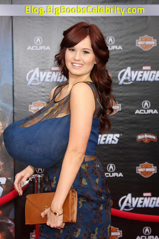 Disney girl Debby Ryan big tits - Kabukas Morphs