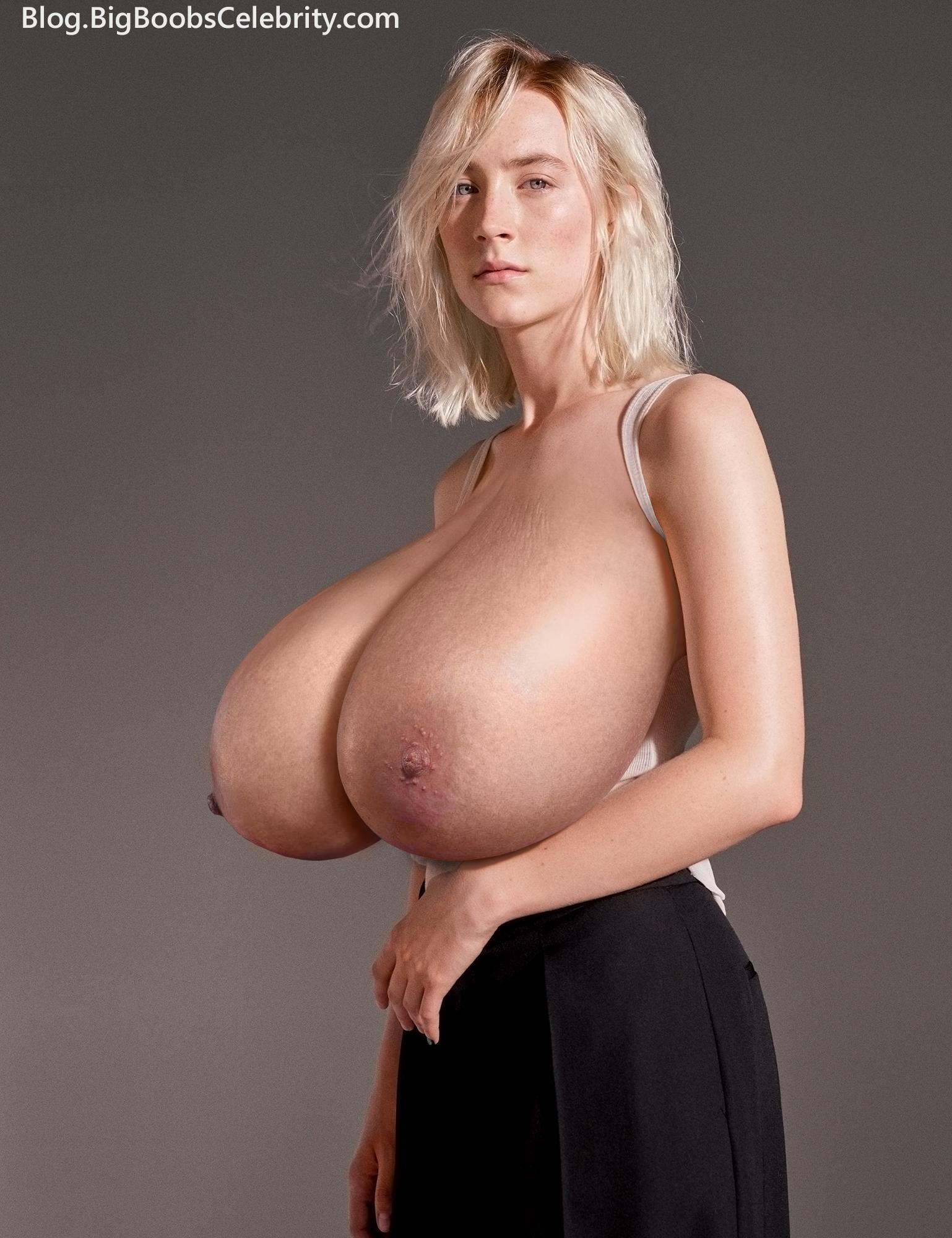 Tits big mega Huge Tits